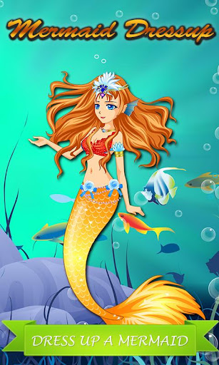 Mermaid Dressup: Stylish Game