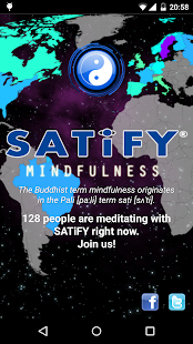 SATiFY Mindfulness Meditation- screenshot thumbnail