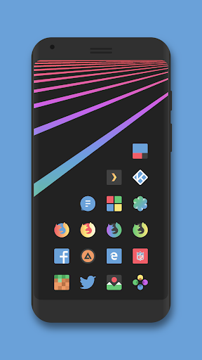 Minimo - Icon Pack  screenshots 4