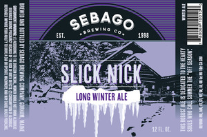 Logo of Sebago Slick Nick Long Winter Ale Cask