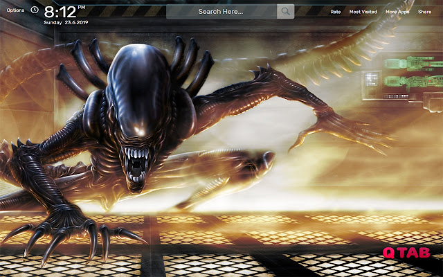 Alien Wallpapers Hd Theme