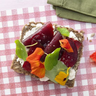 Whole-Grain Bread with Beets.