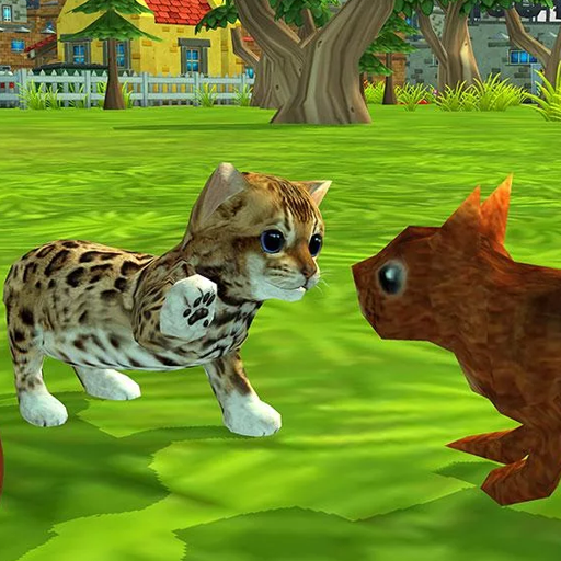 Cat Simulator - Pet World