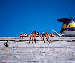 Photo: Bleu du ciel 2, Corse, 2001
