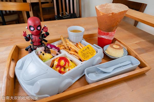 親子餐廳味道不滿意?那趕快來輕鬆點早午餐吧!! –