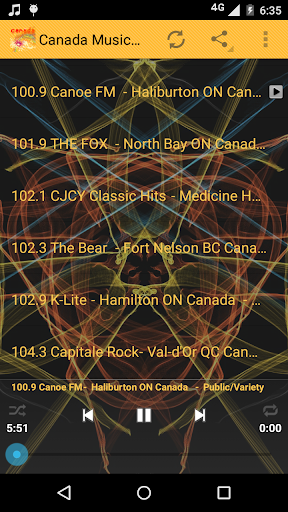 Canada Music ONLINE