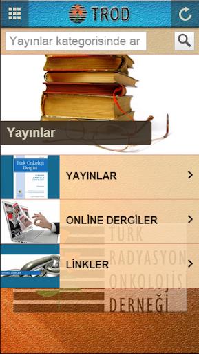 Türk Radyasyon Onkolojisi D.