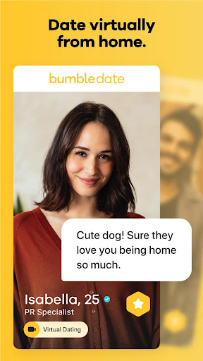 Bumble - Dating, Friends & Business  screenshots 1