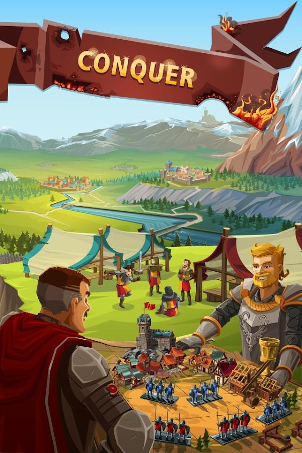 Empire Four Kingdoms: Fight Kings, Build & Conquer- screenshot