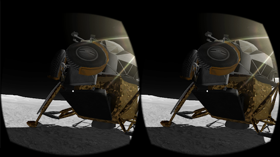 Apollo 15 Moon Landing VR Screenshot