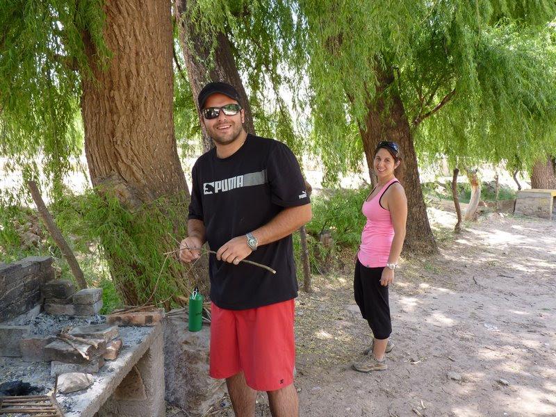 Camping Humahuaca