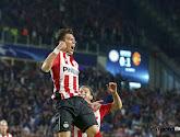 L'AS Rome attire un cadre du PSV Eindhoven