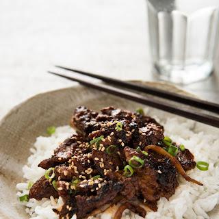 Korean Vegetable Stir Fry Recipes