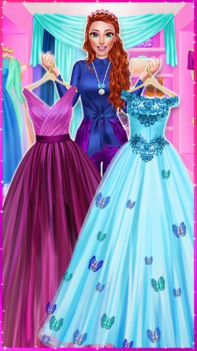 👗 Sophie Fashionista - Dress Up Game  captures d'écran 1