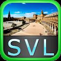 Seville Offline Travel Guide icon