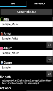 TK Music Tag Editor -Complete- v7.3.1