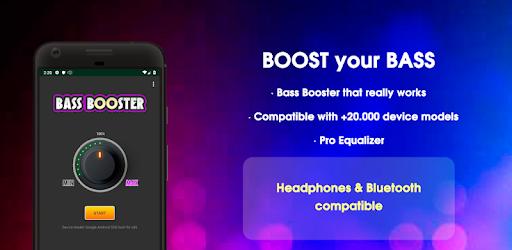 Bass Booster Equalizer - Bluetooth & Headphones APK [v-1 0