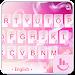 Pink Love Heart Keyboard Theme Icon