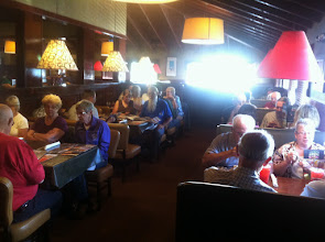 Photo: Dinner at Ruby Tuesday