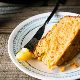 Honeyed Skillet Cornbread