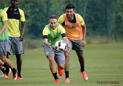 """Capel: """"J'avais d'autres contacts, mais l'histoire d'Anderlecht m'a attiré"""""""