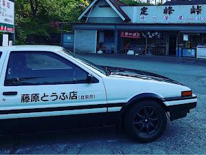 スプリンタートレノ AE86 AE86 GT-APEX 58年式のカスタム事例画像 lemoned_ae86さんの2020年04月29日09:01の投稿