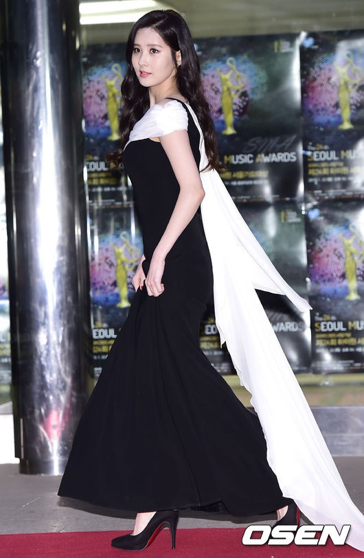 seohyun gown 28