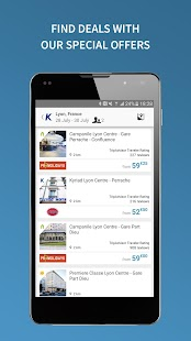 Kyriad - hotel booking- screenshot thumbnail