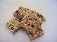 The Best Ever  Grain-ola Bars Recipe