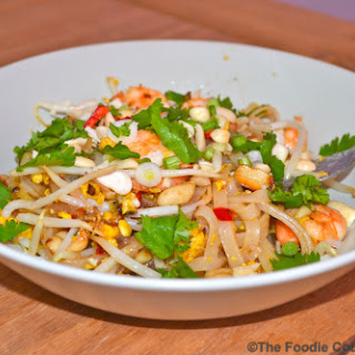 Quick & Easy Pad Thai for One