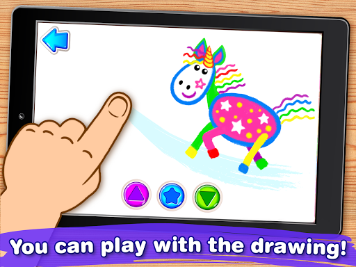 Drawing for Kids Learning Games for Toddlers age 3  screenshots 9