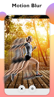 Motion Blur Photo Effects - náhled