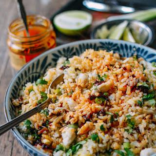 Crab Fried Rice.