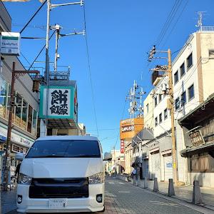 ハイエース GDH211Kのカスタム事例画像 つーちゃんさんの2020年10月26日22:49の投稿