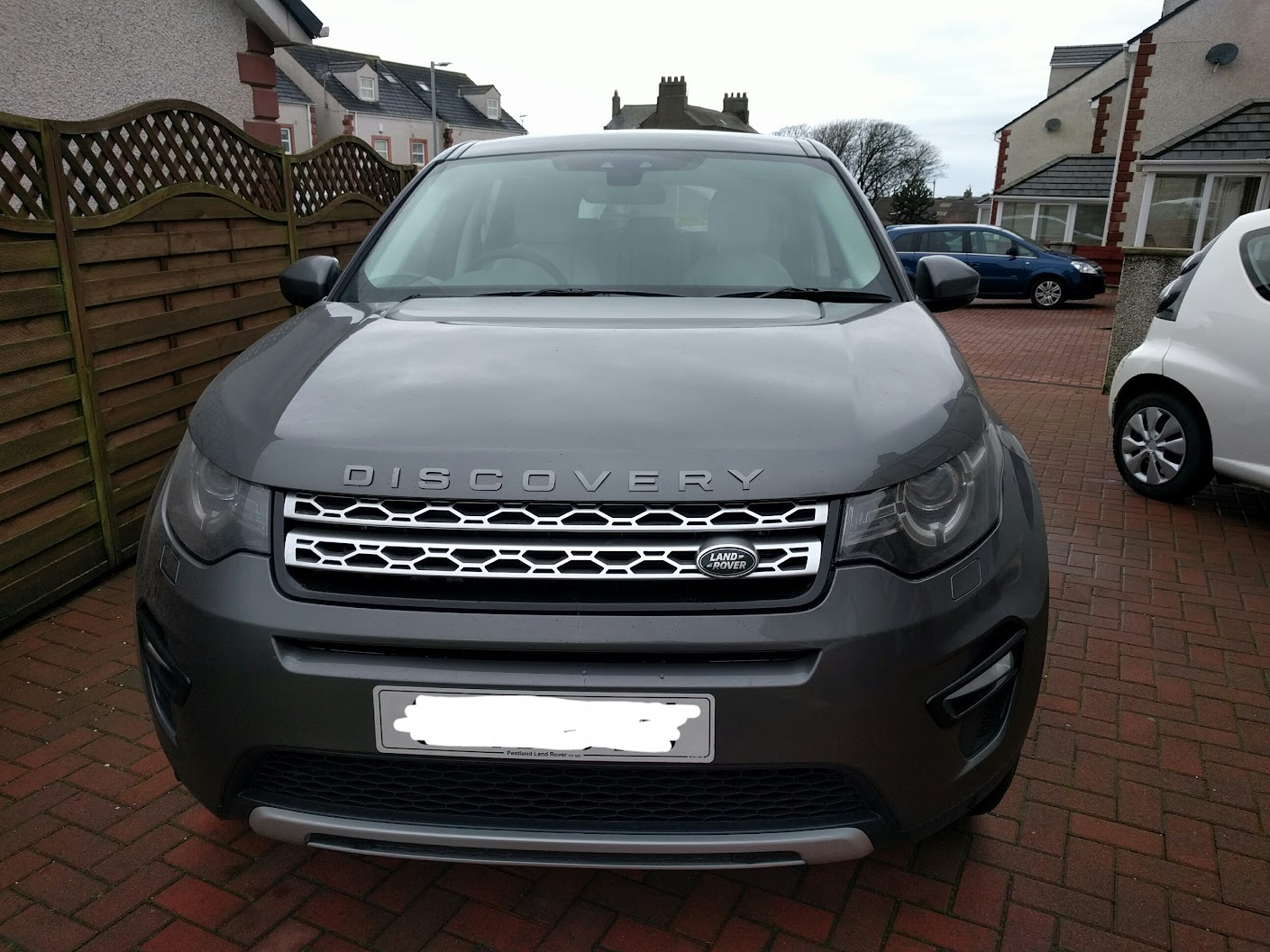 corris grey with cirrus interior discovery sport forums. Black Bedroom Furniture Sets. Home Design Ideas
