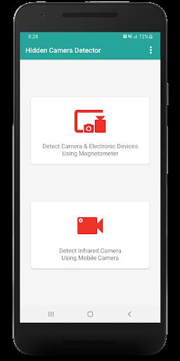 Hidden Camera Detector: Spy Cam, CCTV & Bug Finder 1.1 screenshots 1