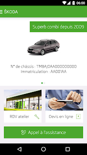 ŠKODA Service- screenshot thumbnail