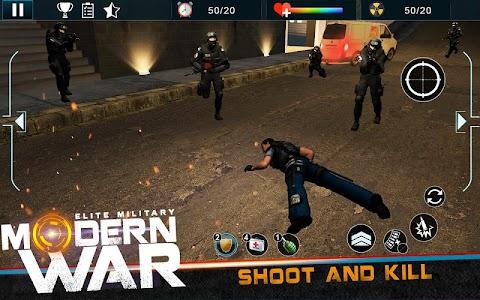 Elite Military Modern War v1.0.3 (Mod Money/Ad-Free)