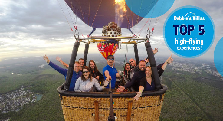 Take to the Orlando skies on these spectacular high-flying experiences!
