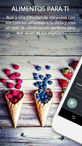 Contador de Calorías Fitmacro screenshot 5