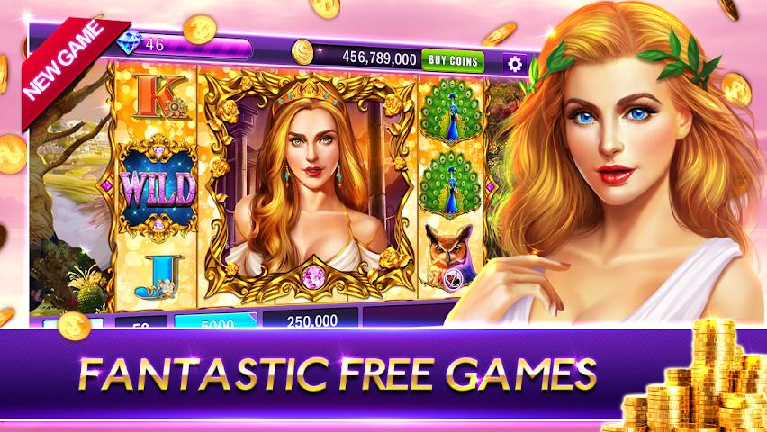 android Slots 777 - Casino Fantasy Screenshot 3