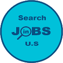 Search Jobs in USA icon