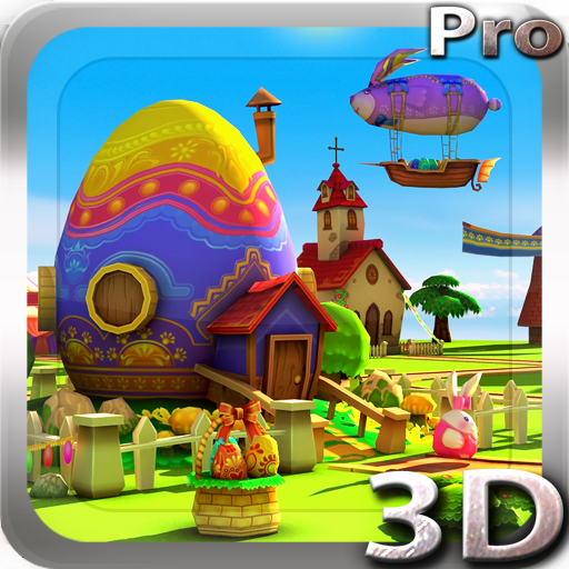 Easter 3D Live Wallpaper app for Android