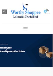 worthyshoppee - náhled