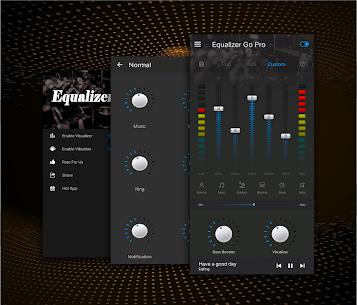 Equalizer & Bass Booster Pro MOD (Paid) 1