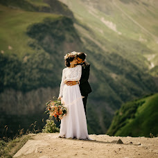 Wedding photographer Ioseb Mamniashvili (Ioseb). Photo of 03.08.2018