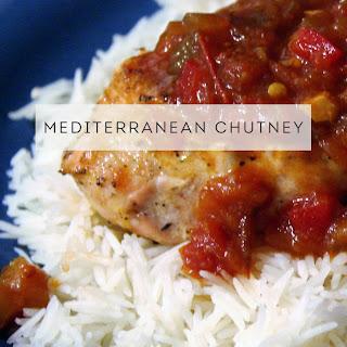 Mediterranean Chutney.