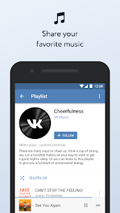 VK — live chatting & free calls App Download For Android 5