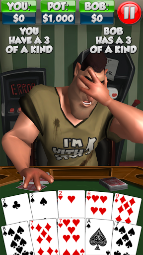 Poker With Bob  screenshots 1