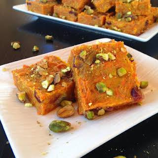 Gajar Halwa i.e. Carrot Cardamom Paleo Dessert {Clicking Around}.